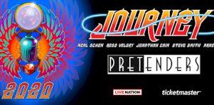 Journey et The Pretenders à Québec en juillet 2020