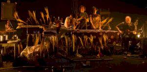 «Kitchen Chicken» par L'Orchestre d'hommes-orchestres à L'Usine C | Bon appétit!