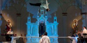 «Tabarnak» par le Cirque Alfonse à La Tohu | Sauvez mon âme!