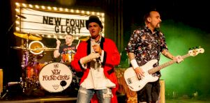 New Found Glory à L'Astral   Ressusciter le Vans Warped Tour