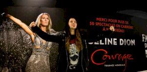 Céline Dion au Centre Bell vu par notre métalleux