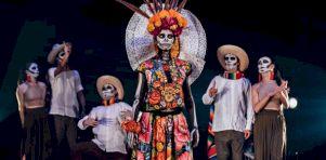 La Tilica : Je suis la muerte | La fête des morts mexicaine de Montréal en 40 photos!