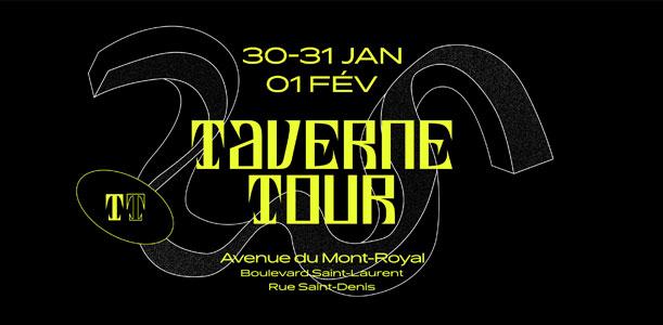 Taverne Tour