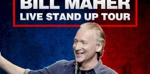 Bill Maher à Montréal en août 2020