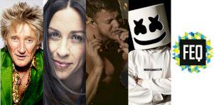 Festival d'été de Québec 2020 | Rod Stewart, The National, Jack Johnson, Alanis Morissette et plus à la programmation!