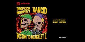 Dropkick Murphys et Rancid à Laval en mai 2020!