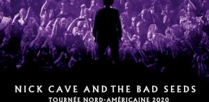 Nick Cave and The Bad Seeds à Laval en septembre 2020