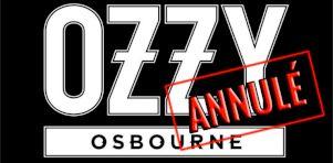 Ozzy Osbourne annule sa tournée nord-américaine