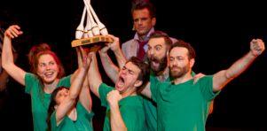 Tournoi de l'Impro Cirque à la TOHU |7 bonnes raisons d'aller au cirque