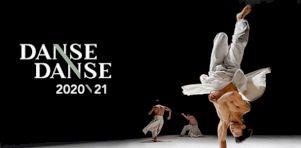 Saison 2020-2021 de Danse Danse à la Place des Arts |Le retour attendu du chorégraphe Édouard Lock