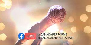 Le CNA présente #CANADAENPRESTATION : Lisa Leblanc, Whitehorse, Jim Cuddy, Céleste Lévis en prestation sur FB Live
