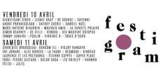 Le Festigram présente sa première édition les 10 et 11 avril prochain!