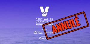 Le Festival en Chanson de Petite-Vallée annule à son tour son édition 2020