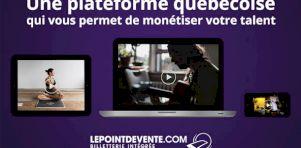 Lepointdevente.com lance une nouvelle plateforme de diffusion web payante