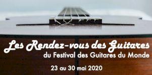 Le Festival des Guitares du Monde en Abitibi-Témiscamingue propose une version numérique de son festival en mai 2020!