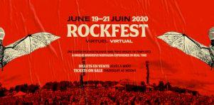 Le Rockfest offrira une édition 2020 virtuelle en temps réel!