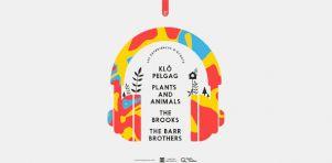 Le Festif! présente Les Expériences d'écoute pour les albums à venir de Klô Pelgag, The Barr Brothers, Plants and Animals