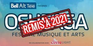 Osheaga est officiellement reporté à 2021