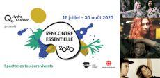 Série Rencontre Essentielle | Les Deuxluxes, Saratoga, Sara Dufour, Philippe-Audrey Larrue St-Jacques et plusieurs autres artistes en spectacles intimes dans l'Est du Québec