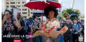 Jazz dans la rue présenté par Rio Tinto | Le FIJM débarquera dans les rues de Montréal cette semaine!