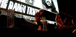 The Damn Truth au ciné-parc Royalmount | Distanciation musicale et rock'n'roll!