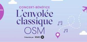 L'OSM renouera avec son public ce mercredi lors du concert-bénéfice L'Envolée classique