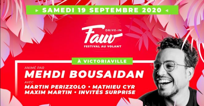 FAUV (Festival au Volant)