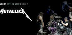 Metallica offrira un spectacle virtuel exclusif sur les écrans du Ciné-Parc de Saint-Eustache