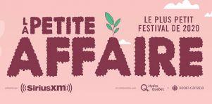 La Petite Affaire 2020 | Le Festif! lance un mini-festival avec Patrick Watson, Les Trois Accords, Les Cowboys Fringants et Fred Fortin en septembre!