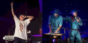 FEQXP – Jour 3 | Les Louanges et Bleu Jeans Bleu concluent la série de spectacles hybrides à l'Impérial Bell [36 photos]