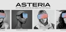 ASTERIA : Un nouveau voyage musical en mode réalité virtuelle!