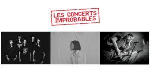 3 concerts improbables au Palais Montcalm cet automne!