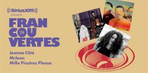 Francouvertes 2020 – Soir 7 | Une soirée hétéroclite conclura les préliminaires avec Mclean, Mille Piastres Please et Jeanne Côté