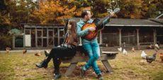 La playlist de tournée du duo folk Geneviève et Alain