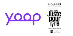 Juste pour rire 2020 | Une série de spectacles de la 38e édition du festival sera diffusée en direct de l'espace Yoop!