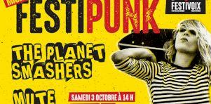 microFestiPunk à Trois-Rivières | MUTE et The Planet Smashers en spectacles virtuels préenregistrés dans une piscine
