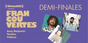 Francouvertes 2020 – Demi-finale soir 3 | Jessy Benjamin, Vendou et Valence: Gentil gang