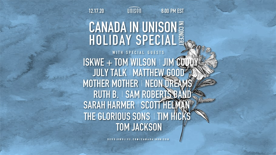 Canada In Unison Holiday Special