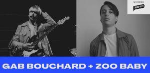 Quiz Bromance et concours de dessins : Gab Bouchard et Zoo Baby passent le test BFF! | Coup de coeur francophone 2020