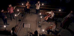 RITUÆLS | Un film-spectacle enregistré dans une église de Montréal par Collectif9