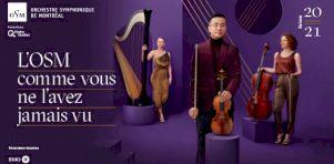 L'OSM annonce une nouvelle série de cinq concerts virtuels dont deux avec Rafael Payare