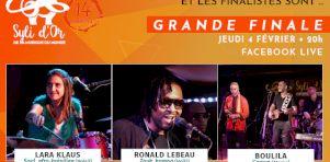 14e édition des Syli D'or de la musique du monde | Les 3 finalistes sont…