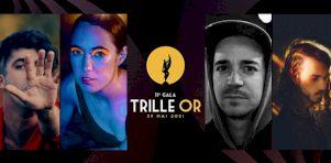 Gala Trille Or 2021 | Mehdi Cayenne, Ponteix, Rayannah et plusieurs autres en nomination