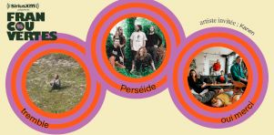 Francouvertes 2021 – Soir 4| 3 nuances de chanson avec tremble, Perséide et Oui Merci