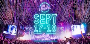 Festivals 2021 | Life Is Beautiful : Un festival à Las Vegas avec Billie Eilish, Green Day, Tame Impala, St. Vincent et plus