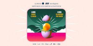 Le Petit OFF de Pâques au Pantoum | Des spectacles virtuels gratuits de Le Couleur, Douance, Les Lunatiques et Pure Carrière