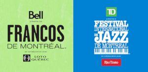 Le Festival de Jazz de Montréal et les Francos auront lieu sur la Place des Festivals en septembre 2021!