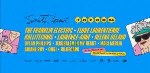 Festivals | Santa Teresa 2021 : The Franklin Electric, Laurence-Anne, Flore Laurentienne et plusieurs autres à la programmation!