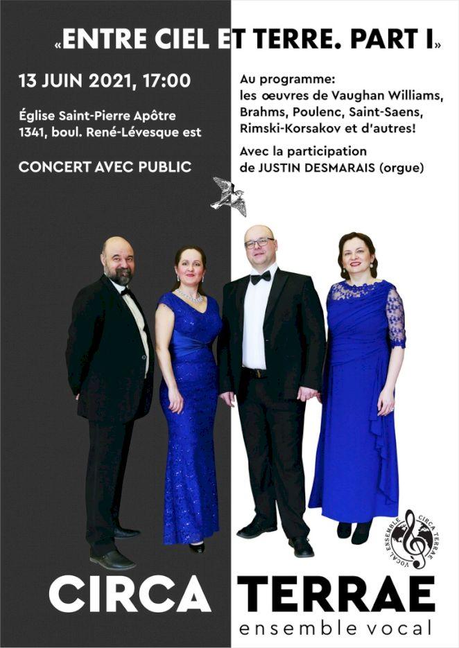Ensemble vocal Circa Terrae