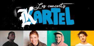 Kartel Musik présentera 11 spectacles de ses artistes en juin au MTELUS et à l'Impérial Bell de Québec